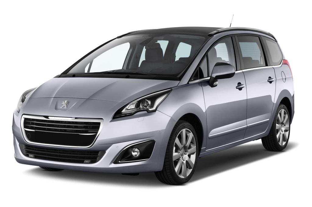 Peugeot 5008 HDi 110 112 PS (2009–2017)