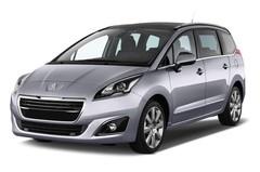 Alle Peugeot 5008 Van