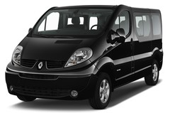 Renault Trafic Transporter (2001–2014)