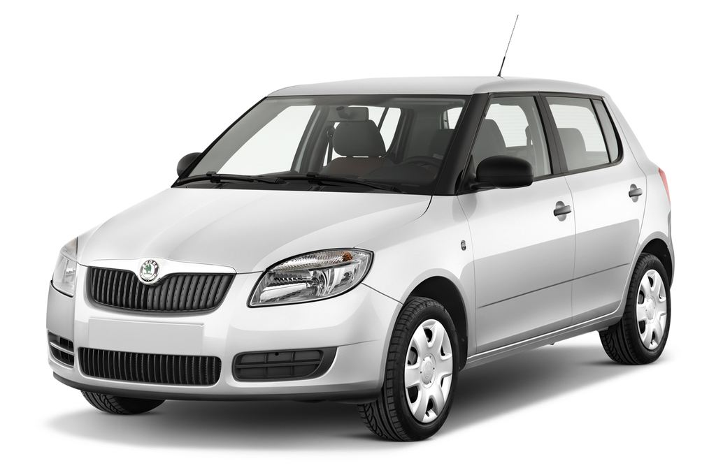 Skoda Fabia 1.4 TDI PD 70 PS (2007–2014)