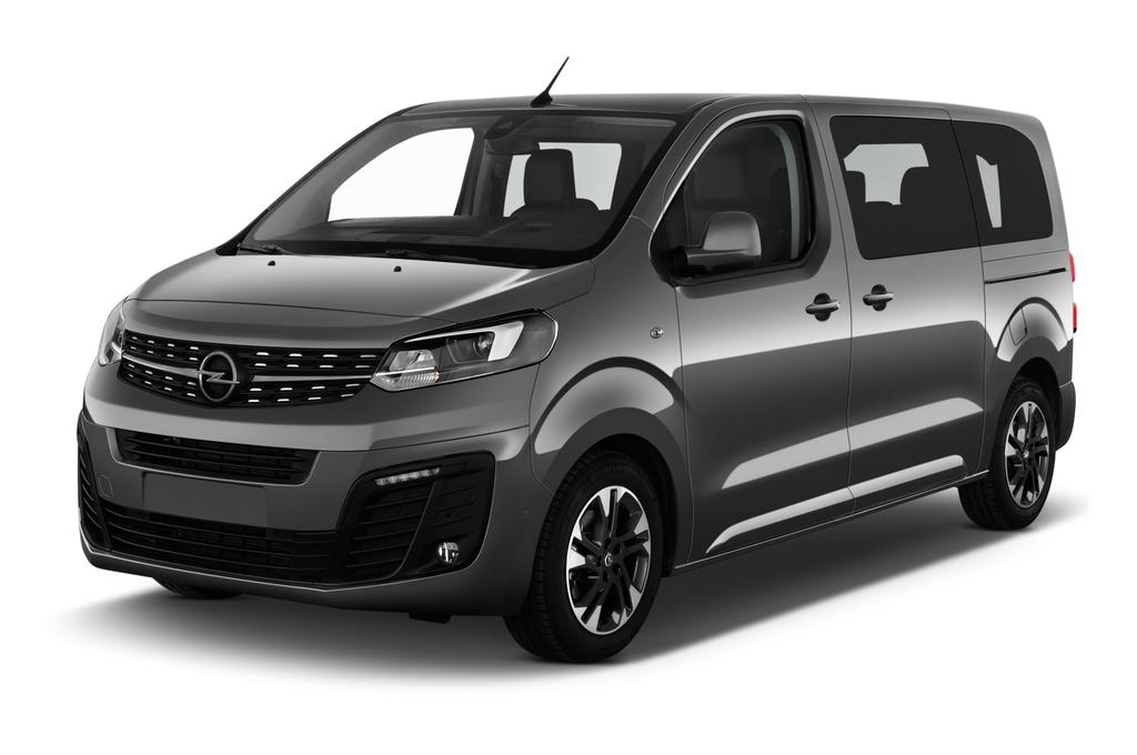 Opel Zafira Life 2.0 177 PS (seit 2019)