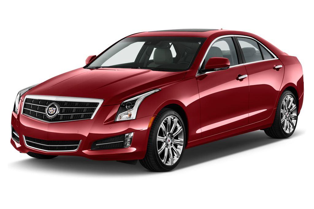 Cadillac ATS 2.0 Turbo 276 PS (seit 2012)