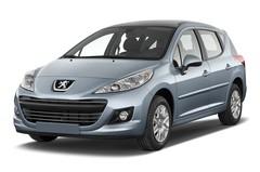 Alle Peugeot 207 Kombi