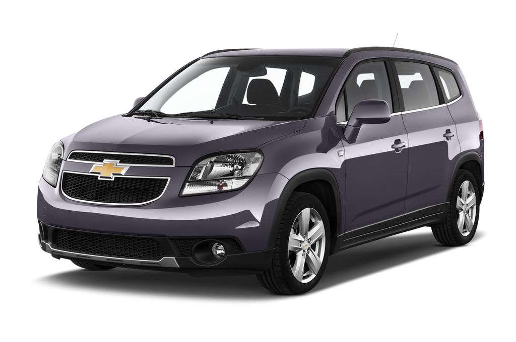 Chevrolet Orlando 1.8 141 PS (2011–2014)