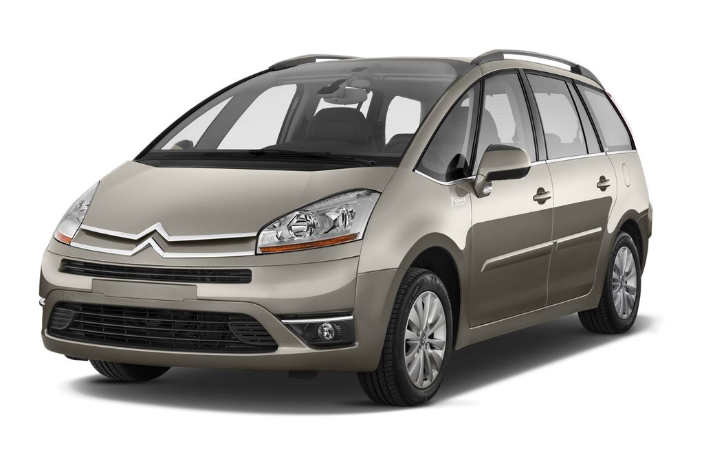 Citroen C4 Picasso THP 155 156 PS (2006–2013)