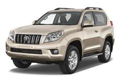 Alle Toyota Land Cruiser SUV