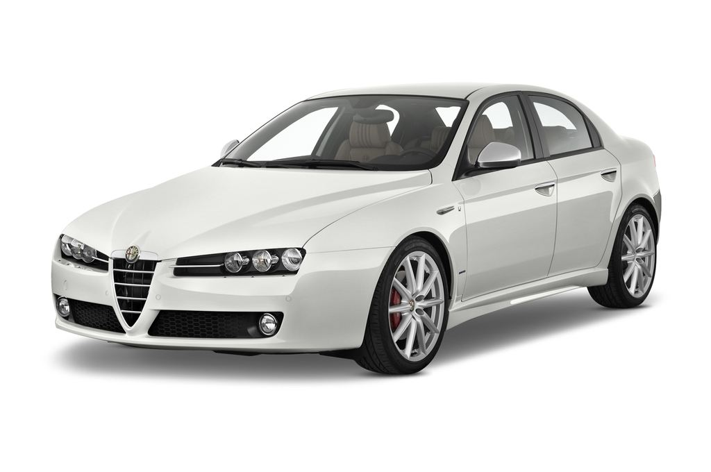 Alfa Romeo 159 Limousine (2005–2011)