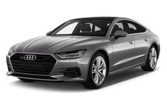 Alle Audi A7 Coupé