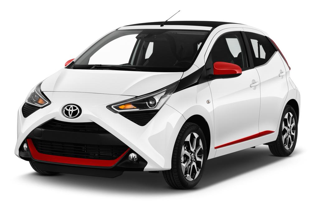 Toyota Aygo 1.0-VVT-i 69 PS (seit 2014)