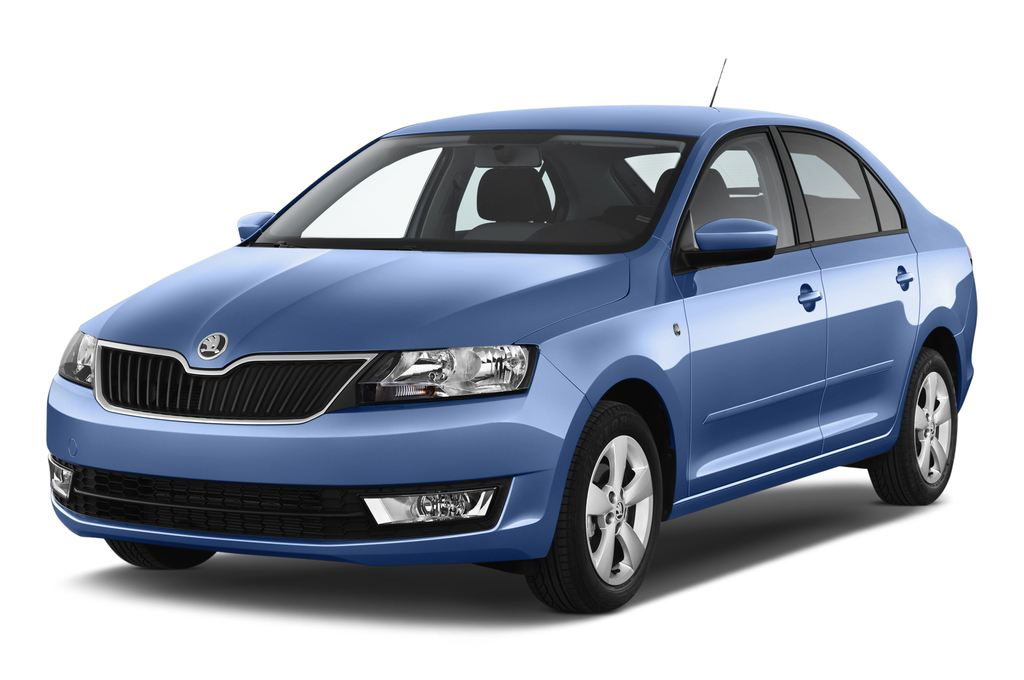 Skoda Rapid 1.2 TSI 110 PS (2012–2019)