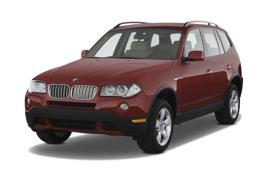BMW X3 xDrive30i 272 PS (2003–2010)