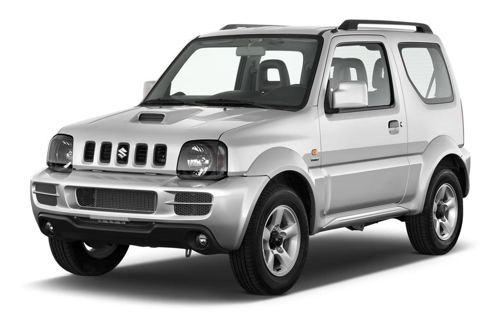 Suzuki Jimny 1.3 80 PS (1998–2018)