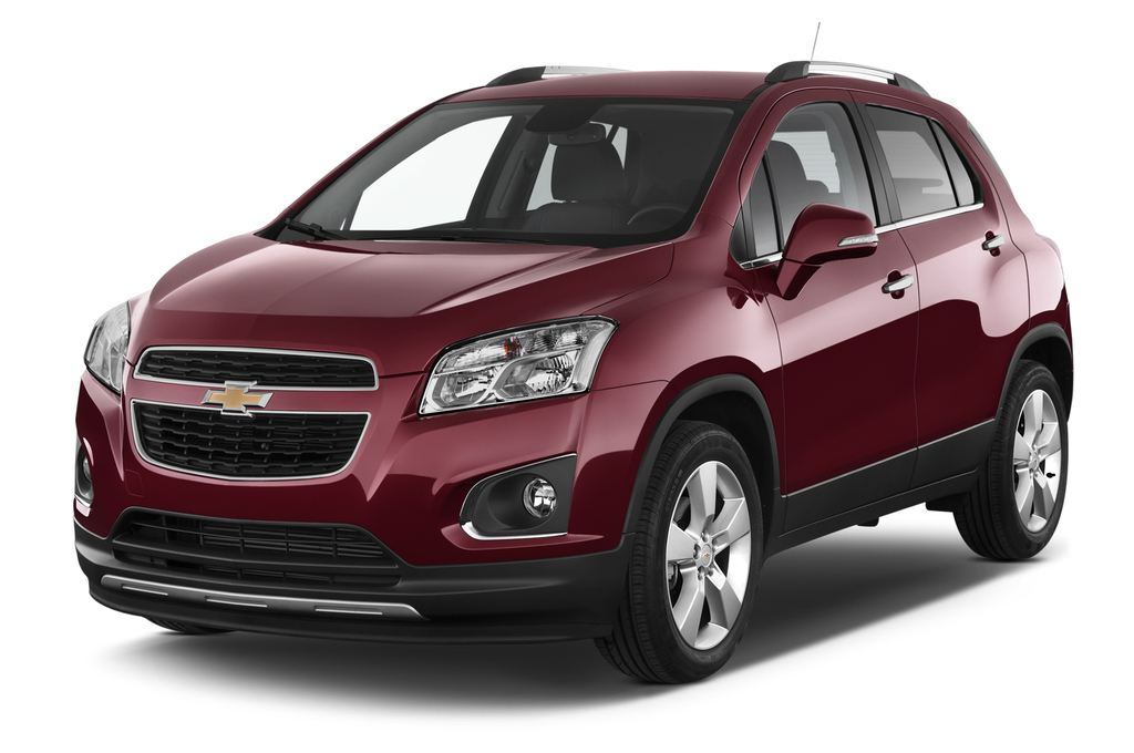 Chevrolet Trax 1.6 115 PS (seit 2013)