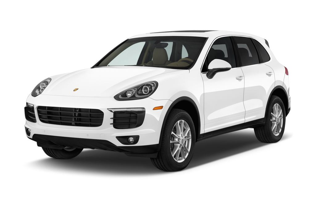 Porsche Cayenne Cayenne Turbo 519 PS (2010–2017)