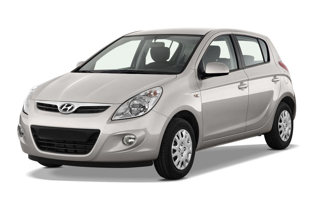 Hyundai i20 1.2 86 PS (2008–2014)