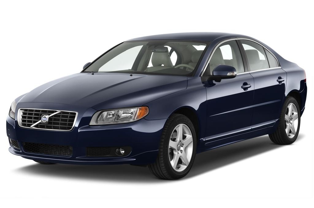 Volvo S80 2.0T 203 PS (2006–2016)