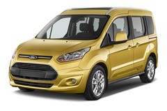 Alle Ford Tourneo Connect Van