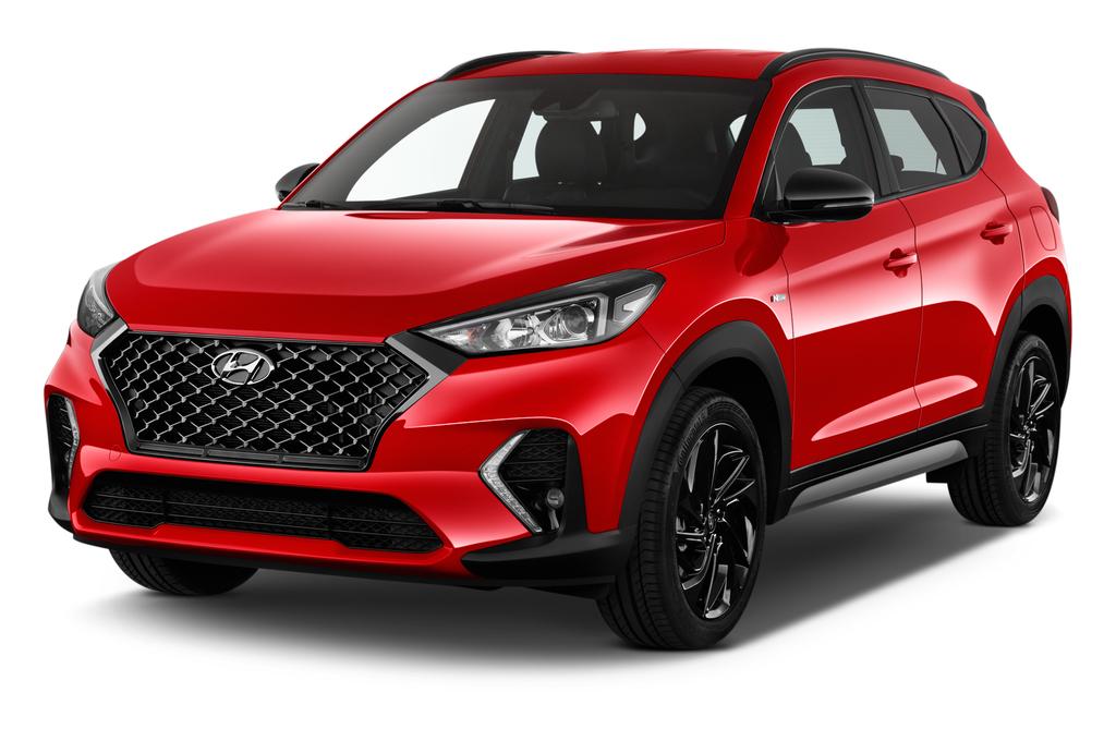 Hyundai Tucson 1.6 T-GDI 177 PS (seit 2015)