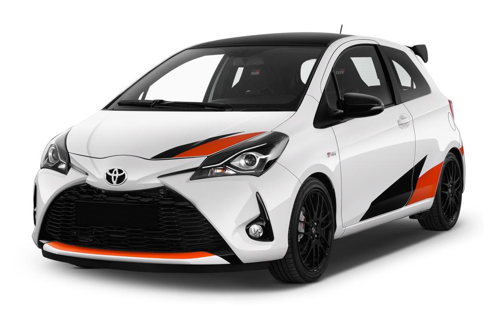 Toyota Yaris Kleinwagen (seit 2011)