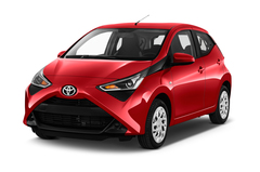 Alle Toyota Aygo Kleinwagen