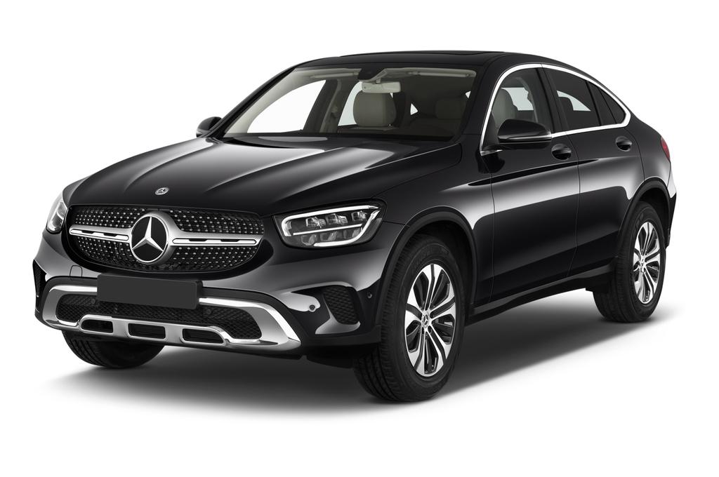 Mercedes-Benz GLC AMG GLC 43 367 PS (seit 2016)