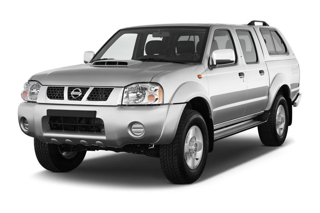 Nissan Navara 2.5 D 83 PS (1998–2004)