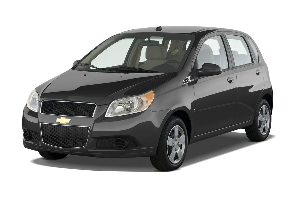 Chevrolet Aveo 1.4 Gas 101 PS (2006–2011)
