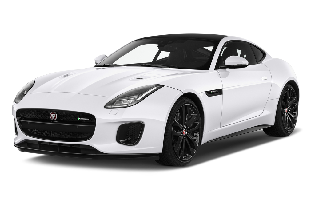 Jaguar F-Type Coupé (seit 2013)