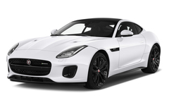Alle Jaguar F-Type Coupé