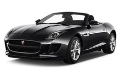 Jaguar F-Type Roadster (seit 2012)