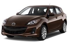 Mazda 3 Kompaktwagen (2009–2013)