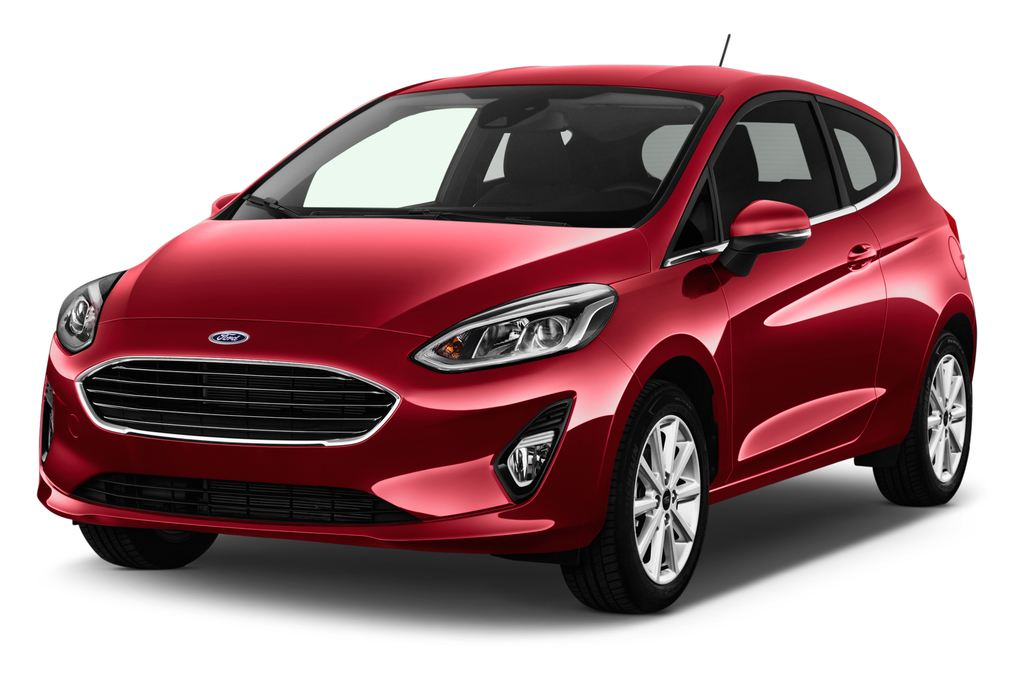 Ford Fiesta 1.0 EcoBoost 100 PS (seit 2017)