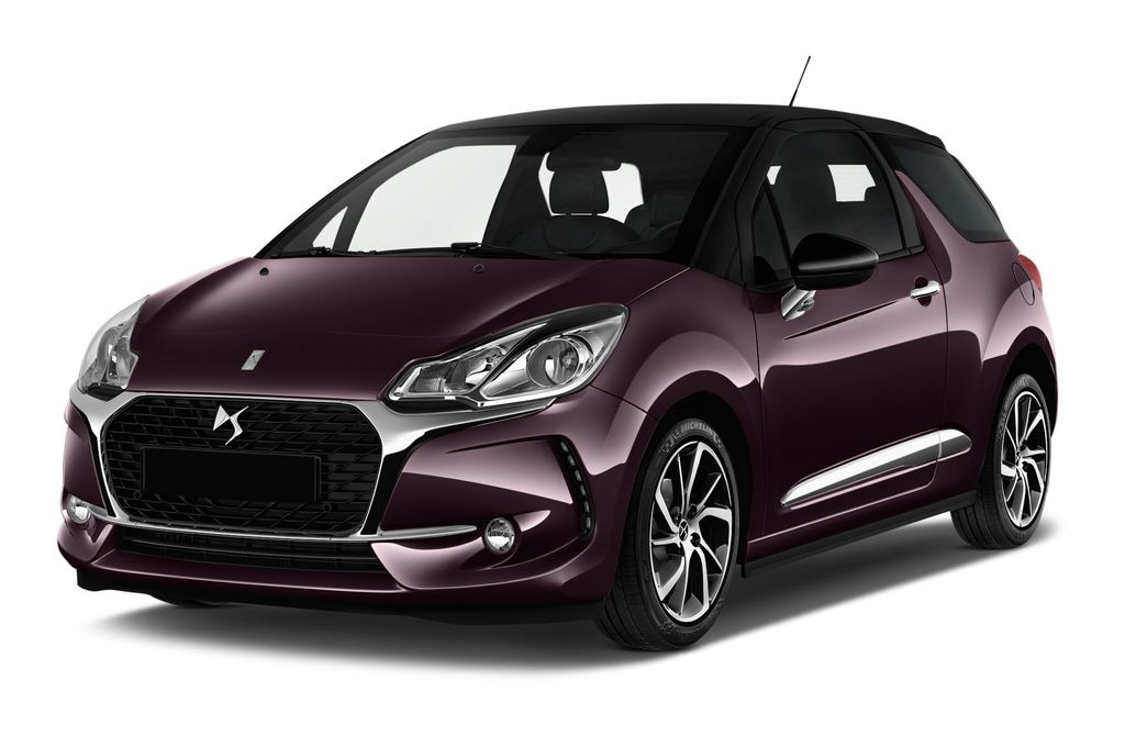DS Automobiles DS3 BlueHDi 120 120 PS (seit 2009)