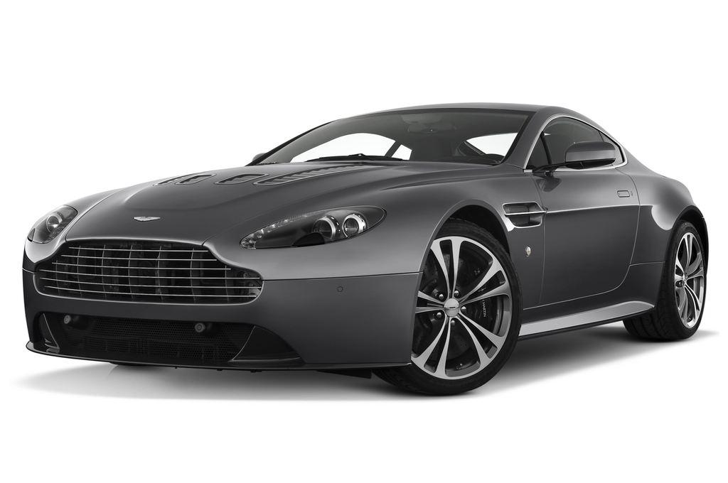 Bildergalerie Aston Martin Vantage Coupé 2005 2017 Autoplenum De