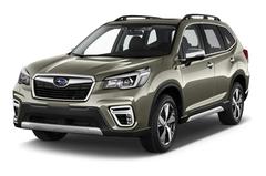 Alle Subaru Forester SUV