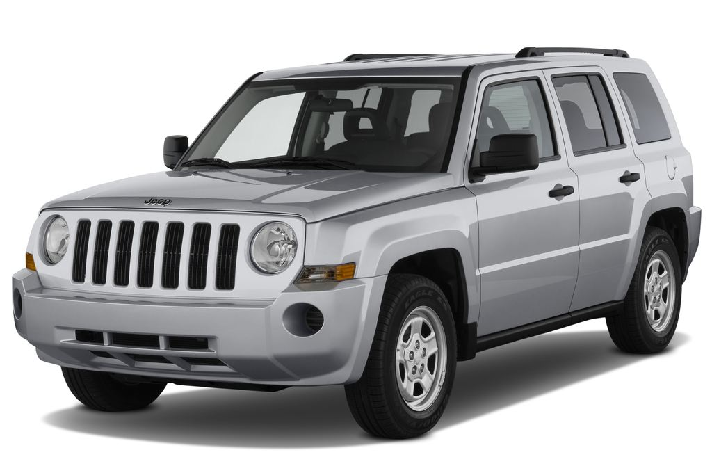Jeep Patriot SUV (2007–2016)