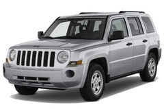 Alle Jeep Patriot SUV