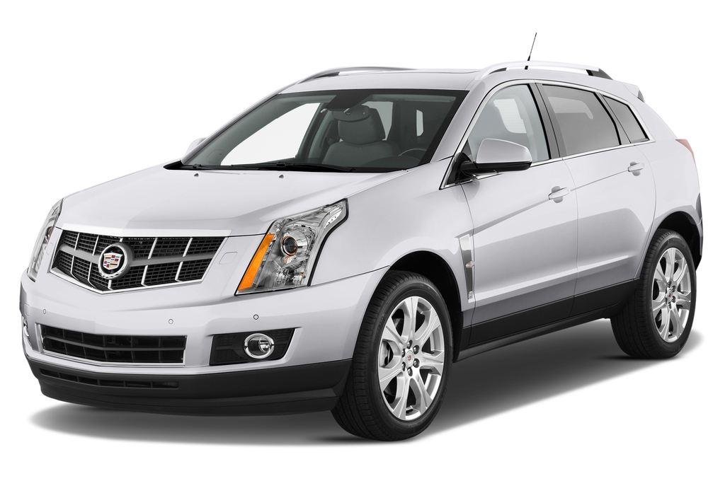 Cadillac SRX 3.6 V6 318 PS (2009–2016)