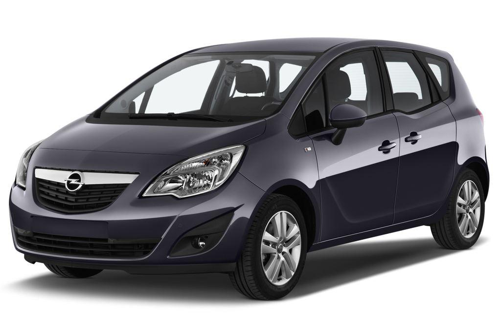 Opel Meriva 1.7 CDTI 130 PS (2010–2017)