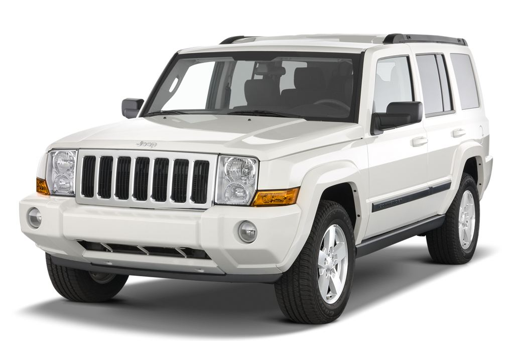 Jeep Commander 4.7 V8 231 PS (2006–2010)