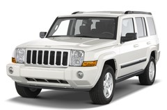 Alle Jeep Commander SUV