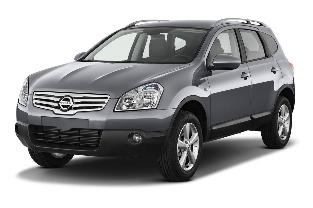 Nissan Qashqai +2 (2008–2013)
