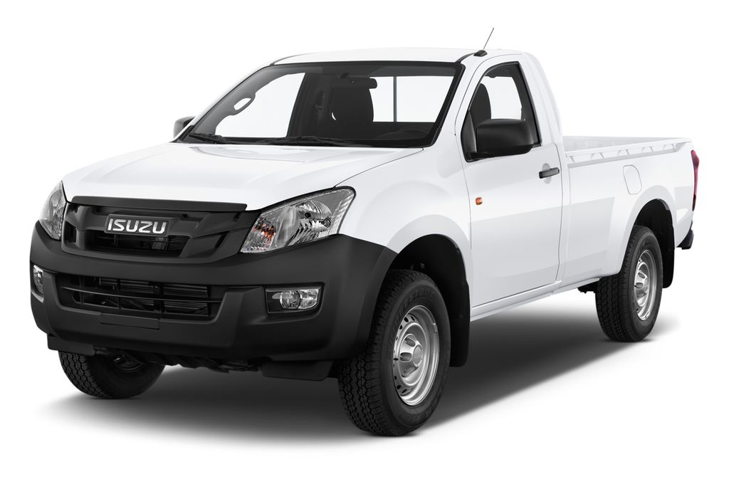 Isuzu D-Max Pick Up (2012–2017)