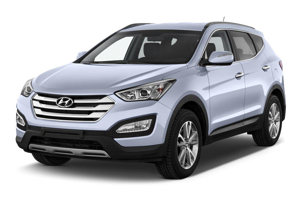 Hyundai Santa Fe 2.2 CRDi 197 PS (2012–2018)