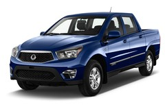 Alle Ssangyong Actyon Pick Up