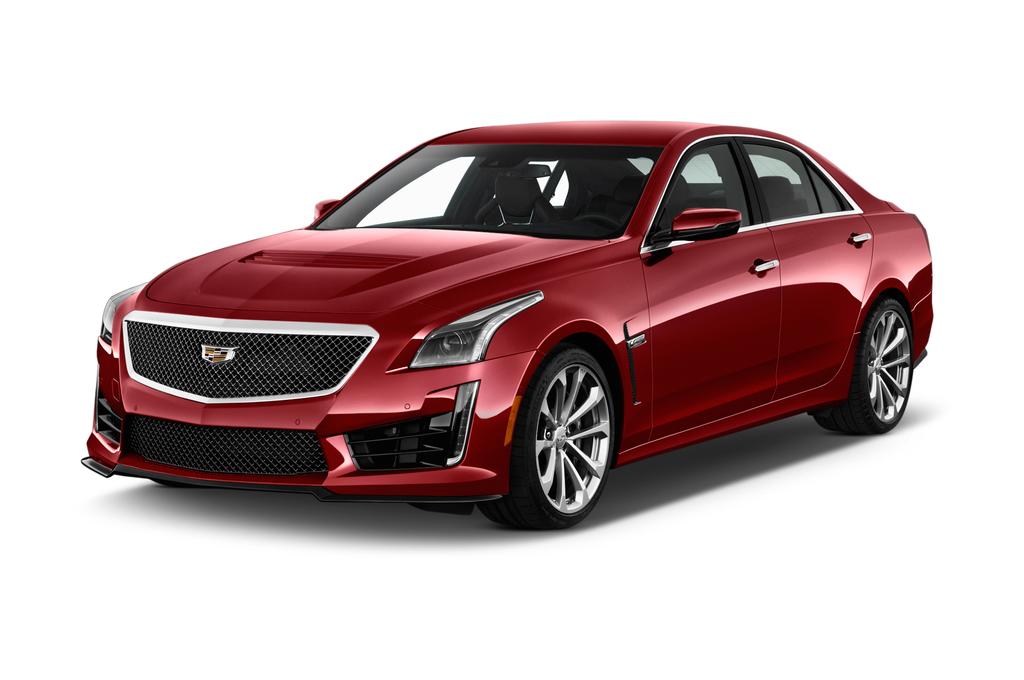 Cadillac CTS CTS-V 6.2L V8 649 PS (seit 2013)