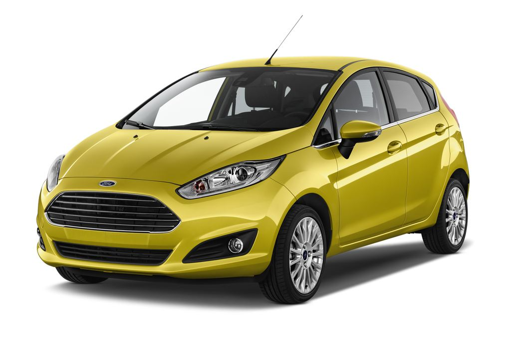 Ford Fiesta 1.4 96 PS (2008–2017)