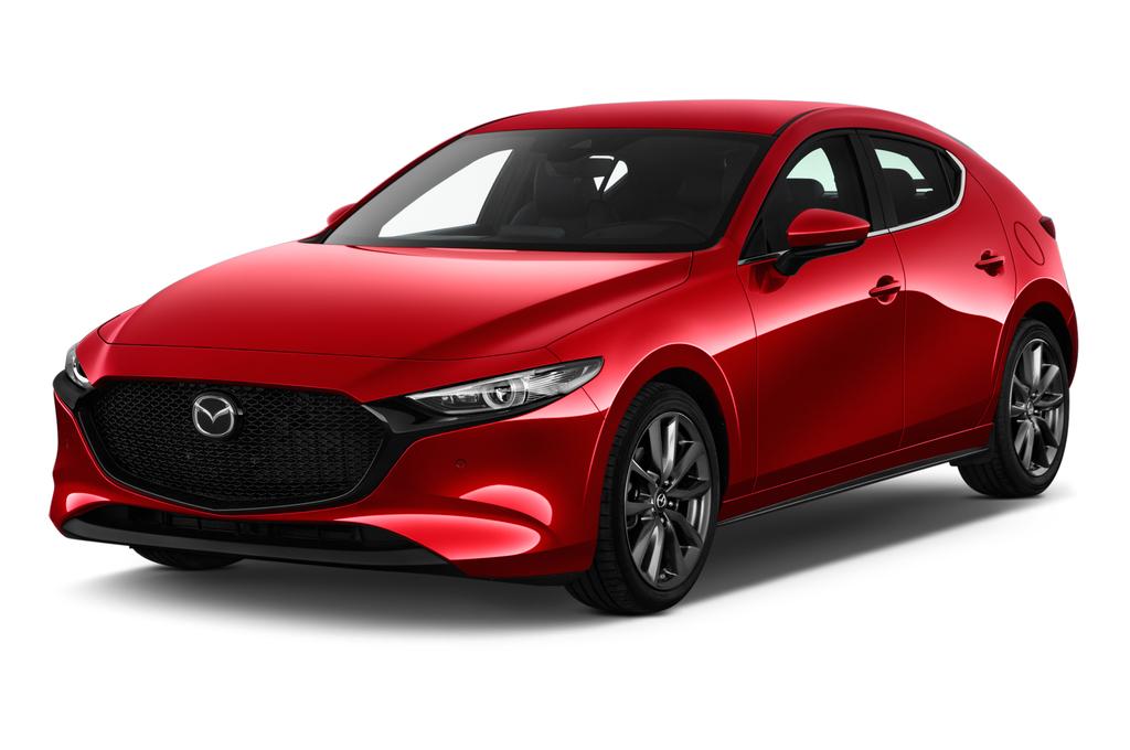 Mazda 3 Skyactiv-D 1.8 116 PS (seit 2019)