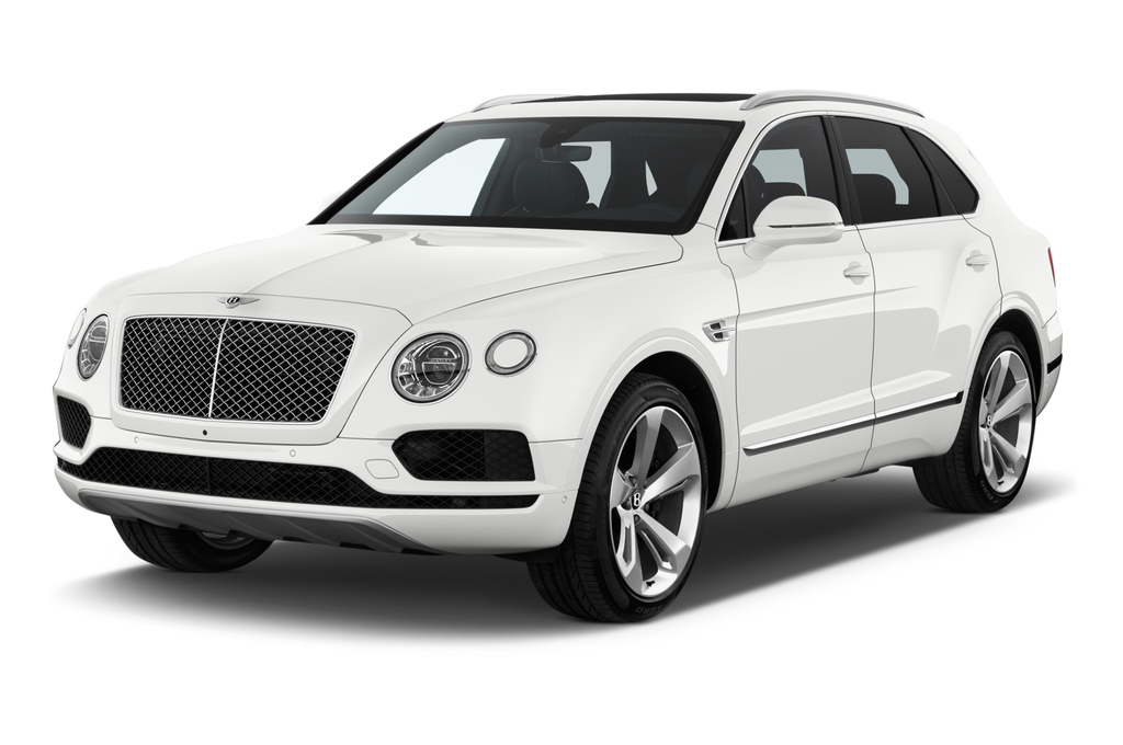 Bentley Bentayga 4.0 V8 550 PS (seit 2015)