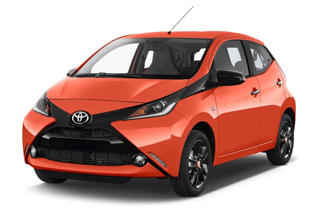 Toyota Aygo Kleinwagen (seit 2014)